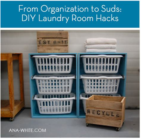 Roundup 8 Diy Laundry Room Hacks Tips Ideas 187 Curbly Diy Laundry Room Storage Ideas