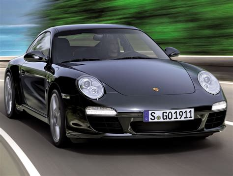 Porsche Schwarz by Porsche 911 Black Edition Photo 1 10376