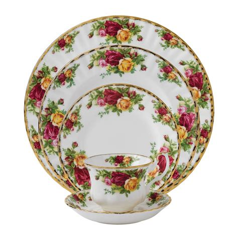 8 Gorgeous Pieces Of China by My Favorite China Pattern China