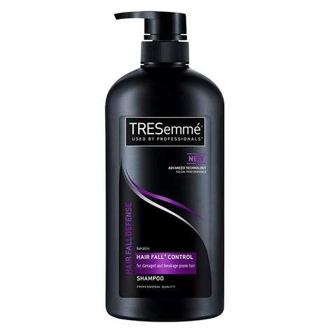 Shoo Tresemme hair loss shoo wwwjustnaturalhaircarecom best anti hair fall shoos and treatment products tresemme
