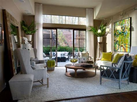 hgtv green home  living room pictures hgtv green