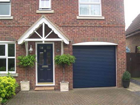 Painting Mobile Home Exterior - new garage and composite door jcs external solutions