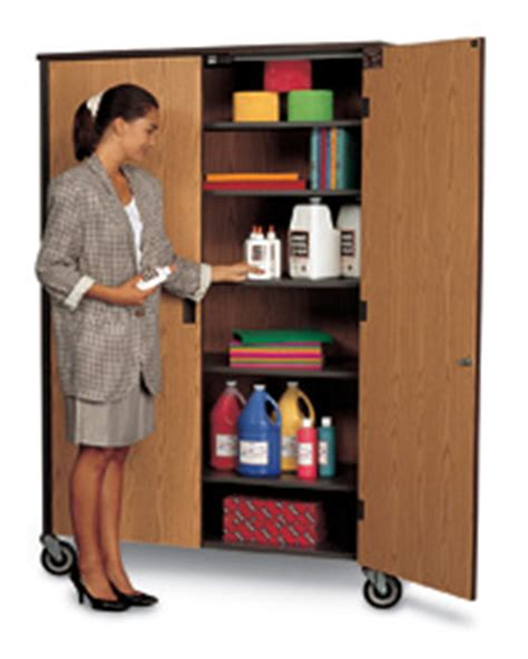 Teachers Closet by Mobile Storage Closet At Direct Advantage