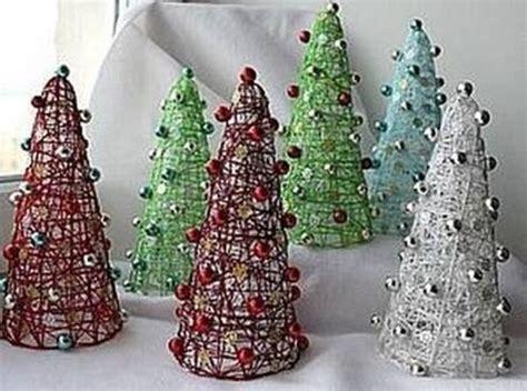 da un semplice cono ad un abete natalizio idee e tutorial