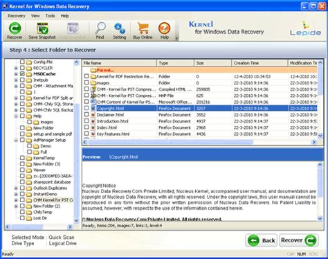 full version data recovery software for pc windows data recovery tool shareware version 14 0 by