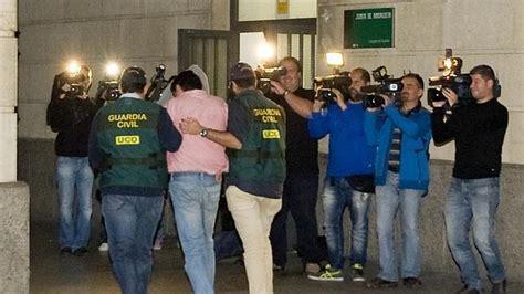 operacin catalua la imputados en la operacin enredadera a su llegada a los juzgados noticias de crdoba en abc