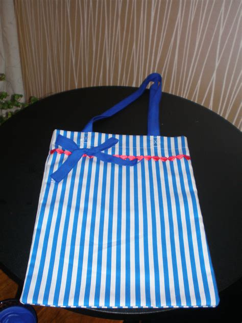 nautical tote bag pattern nautical tote bag sewing projects burdastyle com