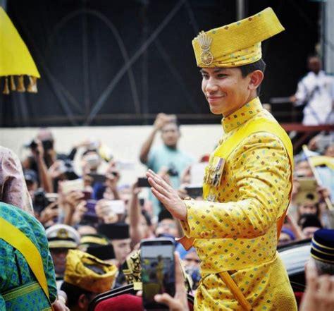 wajah sultan brunei ini dia senarai putera raja yang dinobatkan paling kacak