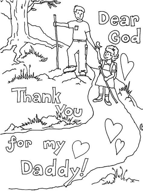 thank you god for food coloring page free thank you coloring pages