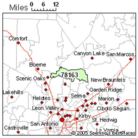 map of bulverde texas best place to live in bulverde zip 78163 texas