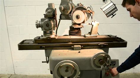 ko lee bbb tool cutter grinder youtube