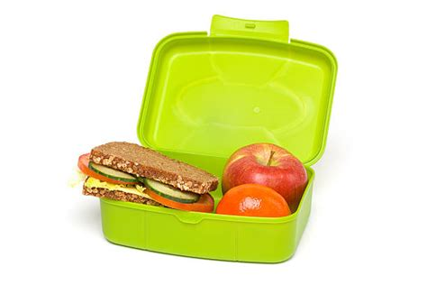 Clip Of A Lunch Box
