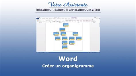 comment faire un organigramme sur libreoffice 4 3 cr 233 er un organigramme sous word