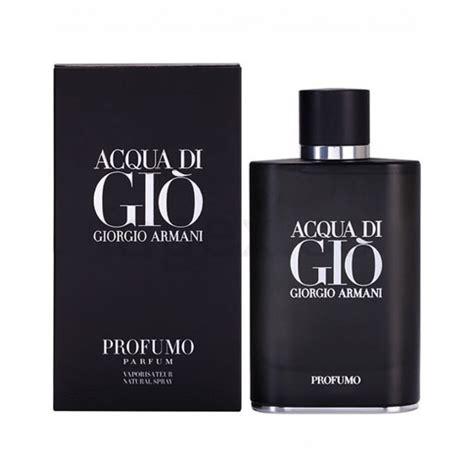 Parfum Giorgio Armani Black Code Original 100 acqua di gio profumo by giorgio armani 125ml for