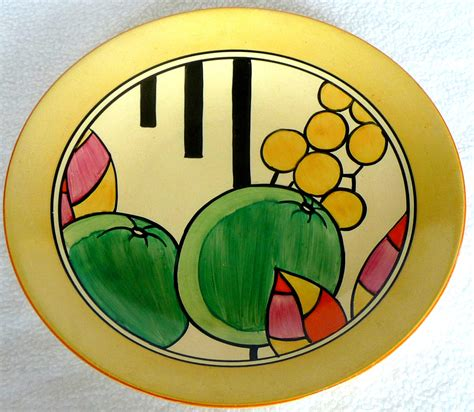 Lotus Vase Clarice Cliff On Pinterest Vase Art Deco And Lotus