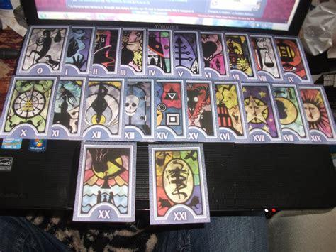 printable persona tarot cards my persona 3 4 arcana tarot cards by miku nyan02 on deviantart