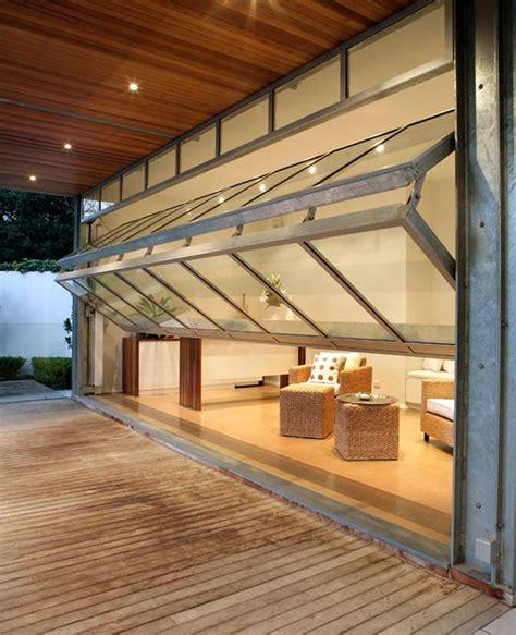 19 Best Horizontal Bi Fold Door Images On Pinterest Bifold Overhead Doors