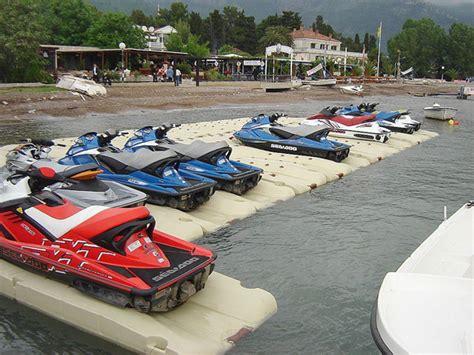 pedana galleggiante piattaforma galleggiante per moto d acqua e jet sky