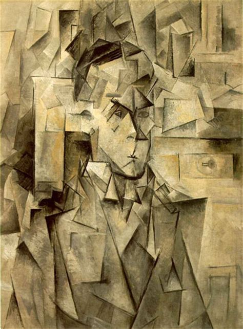 braque definition lecture contemporary abstractions relationship to cubism