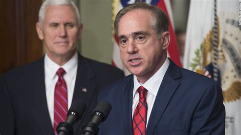 designated survivor trump va secretary shulkin is trump s designated survivor