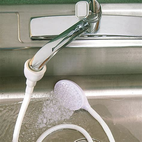 utility sink faucet hose attachment spray hose for sink detachable sink hose sprayer