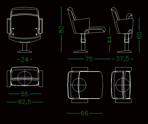 2d seats for cinema in autocad download cad free 4687