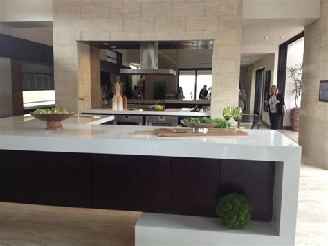 latest kitchen designs 2013 the kitchen island curves and wraps in 2013 trade