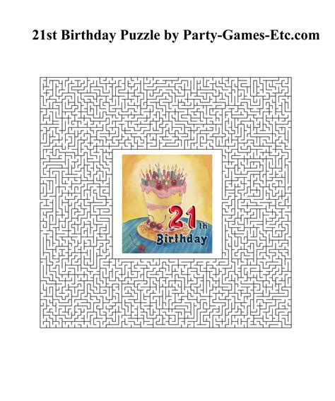 printable birthday games 21st birthday party games free printable games and