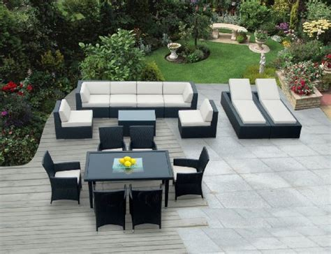 outdoor sectional patio furniture clearance patio sets clearance genuine ohana outdoor sectional sofa