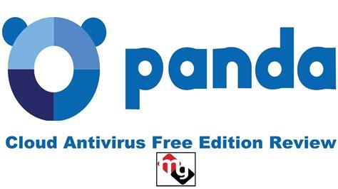 download full version panda antivirus panda cloud antivirus free edition review youtube