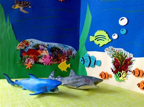 printable fish for diorama shark storytime craft booklist with a bonus kid