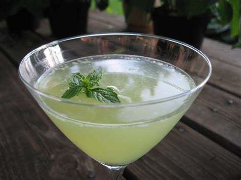 martini mint recipes drink in a box