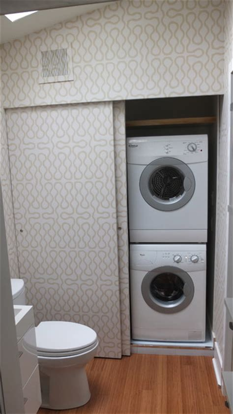 laundry room powder room powder concealed laundry and coach house kitchen powder room laundry contemporary