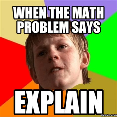 Meme Problem - math problem meme 28 images sees a slightly