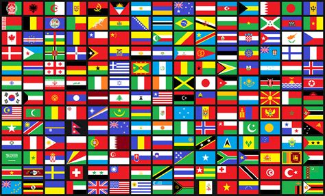 flags of the world vexillology pixelated flags of the world vexillology
