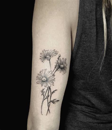 margarita flower tattoo designs pin by on tattoos flower