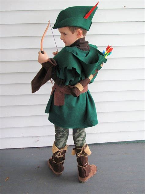 Handmade Childrens Costumes - 25 best ideas about robin costumes on