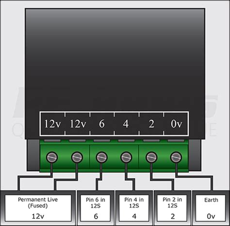 diagrams 25001460 bypass relay wiring diagram 7 way