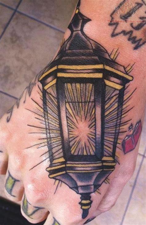 small lantern tattoo 50 most amazing lantern tattoos stock golfian