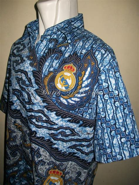Dress Babol 3 jual batik bola babol murah real madrid asli