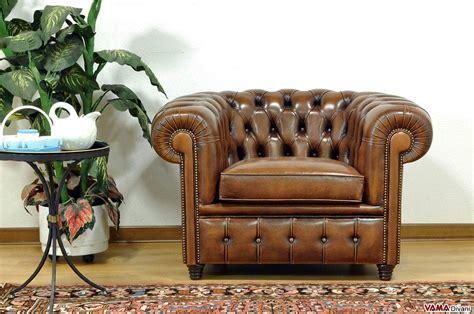 poltrone chesterfield poltrona chester vintage vama divani