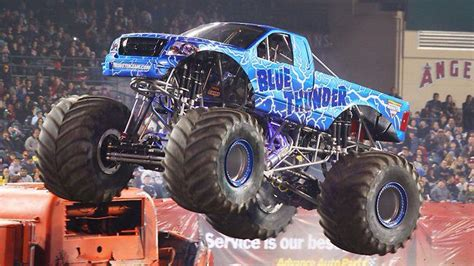 blue thunder truck blue thunder trucks blue