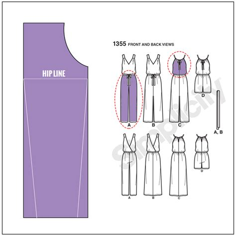pattern drafting jumpsuit diy jumpsuit simplicity pattern review mimi g style
