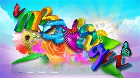 imagenes abstractas muy coloridas paginas web extremadamente coloridas taringa