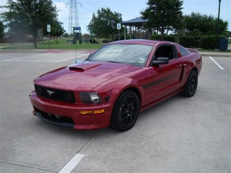 manual cars for sale 2008 ford gt500 security system sell used 2008 ford mustang gt cs california special coupe 2 door 4 6l 5 speed manual in