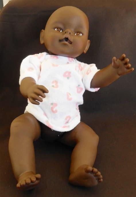 black zapf doll dolls black baby doll same size as zapf baby born doll