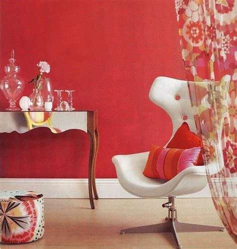 Color Salmone Per Pareti by Come Scegliere I Colori Per Le Pareti Soggiorno Foto