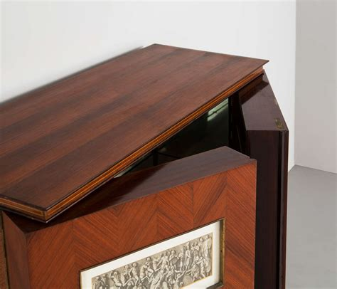 Large Liquor Cabinet by Paulo Buffa Large Liquor Cabinet For Sale At 1stdibs