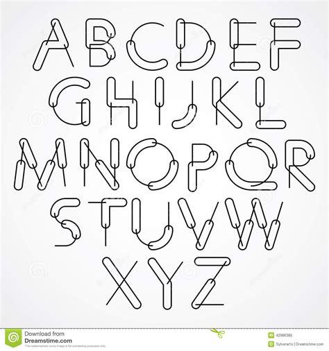 lettere dell alfabeto strane fonte strana costruttore lettere di alfabeto di