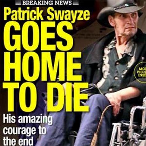 patrick swayze death bed photo patrick swayze death bed related keywords patrick swayze